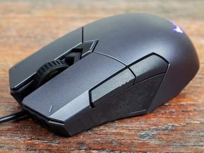 Обзор мышки ASUS TUF Gaming M5: характерная игра